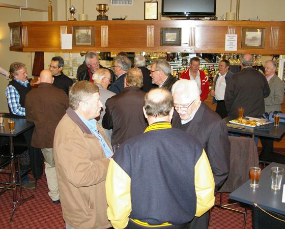 1975 St Mary's A Grade Premiership Reunion July 15 2011