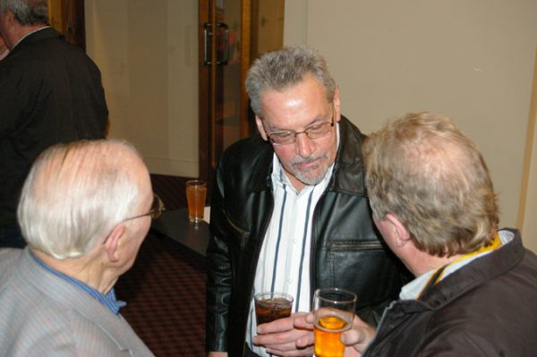 Albert Vickery, Kerry Mory and Fred Martello: 1975 St Mary's A Grade Premiership Reunion July 15 2011