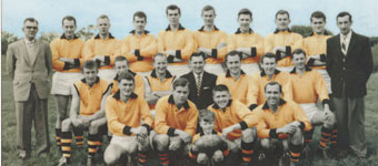 1960 Premiership Team Photo