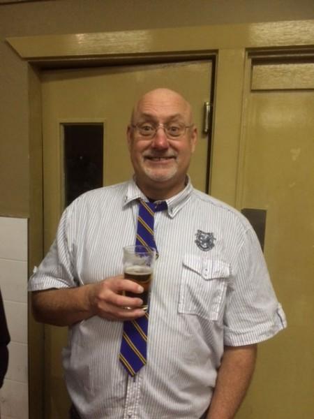 Rick Burns: St Marys 1990 Premiership Reunion 17 July 2015