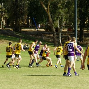Sid Jones 2015 Rd 2 v Brunswick NOBSPC
