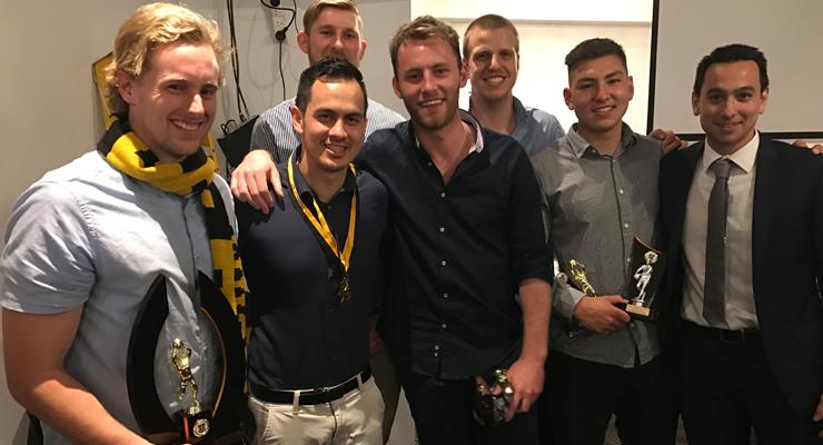 2017 Reserves Award Winners