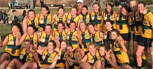 2018 Womens Premiership