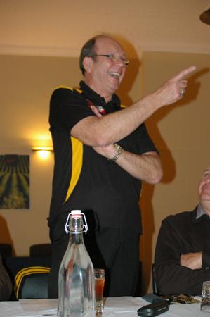 Norbert Graetzer: 1975 St Mary's A Grade Premiership Reunion July 15 2011