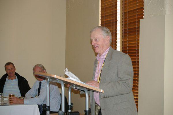 Doug Philipson: 1975 St Mary's A Grade Premiership Reunion July 15 2011