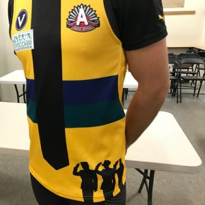 ANZAC Commemorative Guernsey