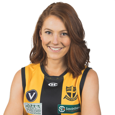 Player Profile: Elise Burton