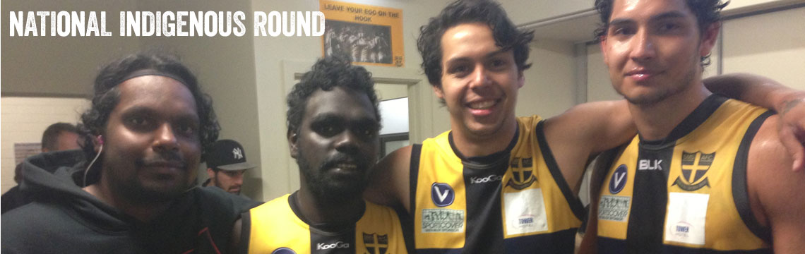 National Indigenous Round