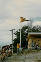 1975 Premiership Flag