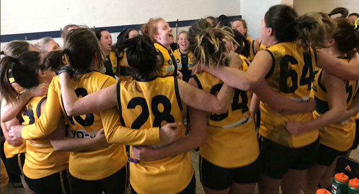 Rd 13 2017 Womens (1) v Old Geelong