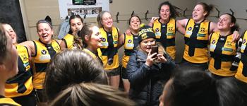 Rd 6 2018 Womens Seniors v Monash