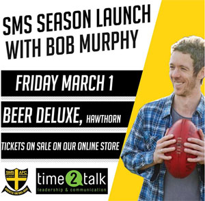 Season Launch with Bob Murphy