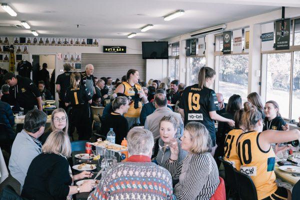2017 Women's Football Lunch