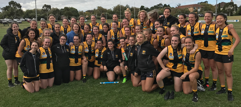 Womens Lightening Premiership 2017